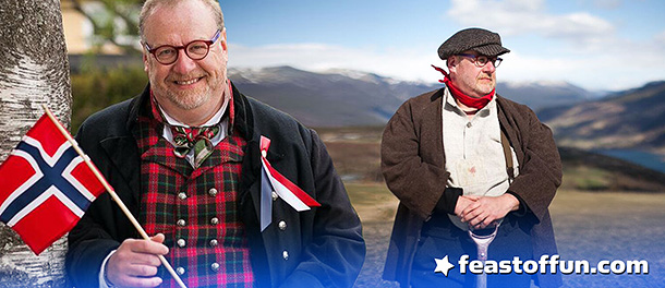 FOF #2661 - Norwegians Love to Cuss - 10.10.18