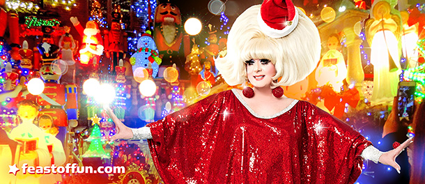 Best of Fun! A Lady Bunny Christmas