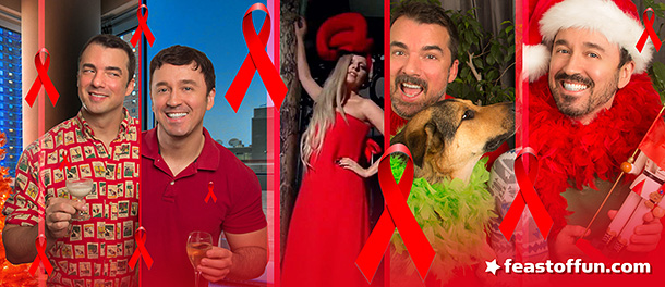FOF #2681 - Tie a Red AIDS Ribbon Round the Old Oak Tree - 12.04.18