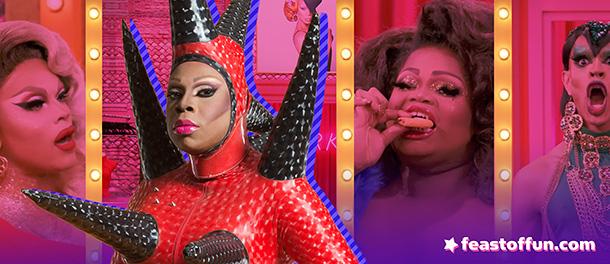 FOF #2717 - Vivacious is Loud and Proud for RuPaul's Drag Race Season 11