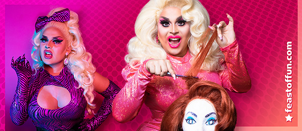 FOF #2744 - Jaymes Mansfield Camps It Up