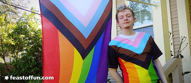 FOF #2751 - Rebooting the Rainbow Flag