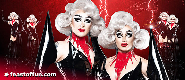 FOF #2802 - The Boulet Brothers' Dragula Leaves Audiences Screaming for More