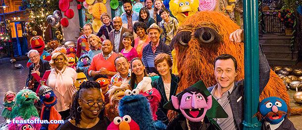 FOF #926 - Sesame Street Cred