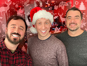 FOF #2812 - The Santaland Diaries, and other Strange Christmas Jobs