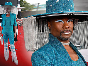 FOF #2820 - Billy Porter's Grammy Fashion Explosion