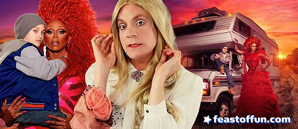 FOF #2816 - Drew Droege Takes Us Inside the RV on AJ and the Queen