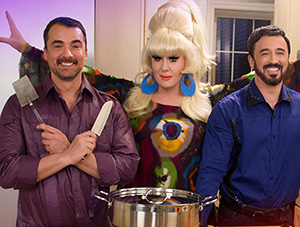 FOF #2821 - Lady Bunny Celebrates 15 Years of Feast of Fun