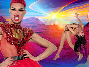 FOF # 2881 - Yvie Oddly, the Last Drag Superstar Before the Apocalypse