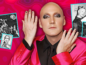 Bonus: James St. James' Freak Show: When High School is a Drag