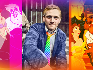 FOF #2893 - Howard Ashman: the Man Who Gave a Mermaid a Voice and a Beast a Soul