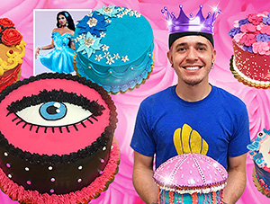 FOF #2898 - The King of Drag Cakes, Josué Luciano