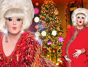 FOF #2916 - A Very Lady Bunny Covid Christmas