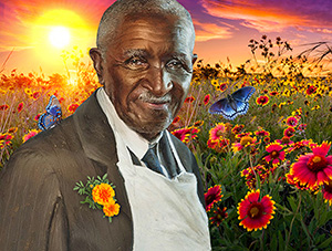 FOF #2931 - George Washington Carver Loved to Talk to the Flowers