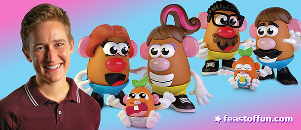 FOF #2940 - Potato Head and the Toys That Made Us Fabulous