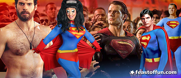 FOF #2960 - Henry Cavill and the Superman Curse
