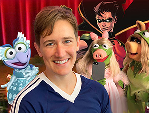FOF #2977 - Jake Noll on LGBTQ Muppets & Superheroes