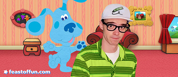 FOF #2990 - Becoming Steve from Blue's Clues